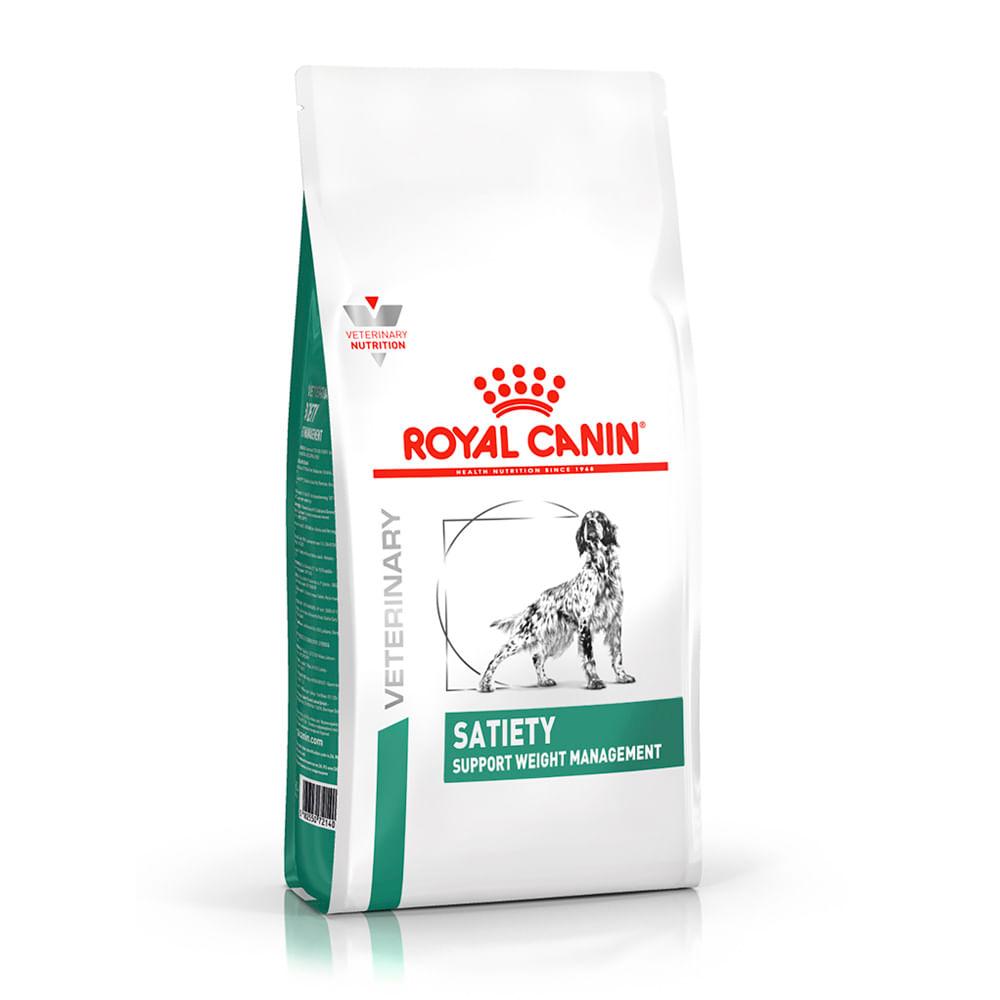 Ração Royal Canin Canine Veterinary Diet Satiety Support para Cães Adultos 10 Kg