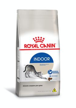 Ração Royal Canin Feline Indoor para Gatos Adultos 400g
