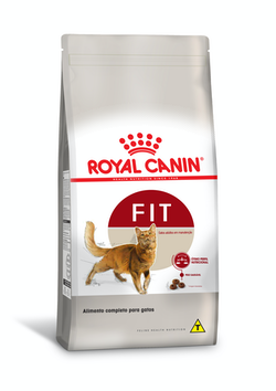 Ração Royal Canin Feline Fit para Gatos Adultos 1,5 Kg