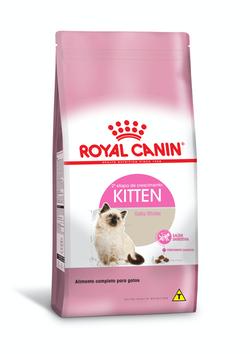 Ração Royal Canin Kitten para Gatos Filhotes com até 12 meses de Idade 400g