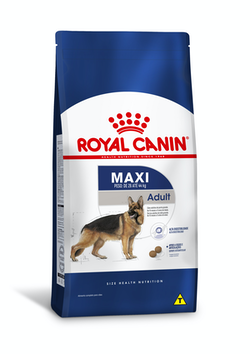Ração Royal Canin Maxi Adult para Cães Adultos de Raças Grandes 15 Kg