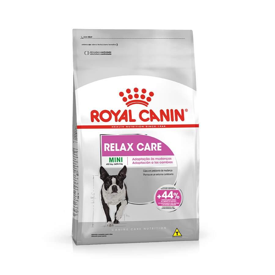 Ração Royal Canin Mini Relax Care para Cães Adultos de Raças Pequenas 2,5kg
