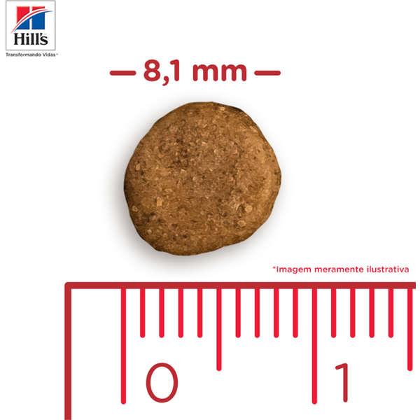 Ração Seca Hill's Science Diet Pedaços Pequenos para Cães Filhotes 2,4 Kg
