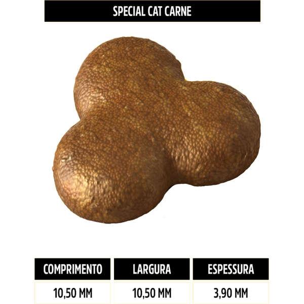 Ração Special Cat para Gatos Adultos Sabor Carne 10,1 Kg