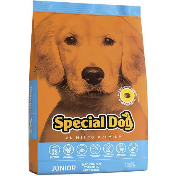 Ração Special Dog Junior para Cães Filhotes 15 Kg