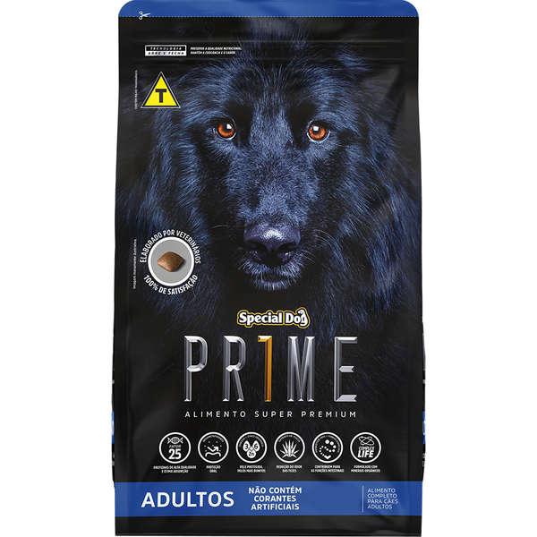 Ração Special Dog Prime para Cães Adultos de Raças Médias 15 Kg