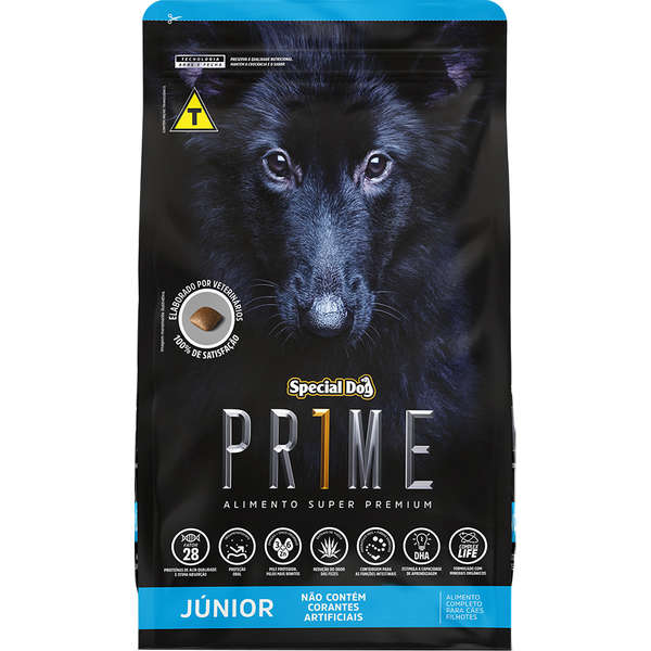 Ração Special Dog Prime Para Cães Filhotes De Raças Médias  15 Kg