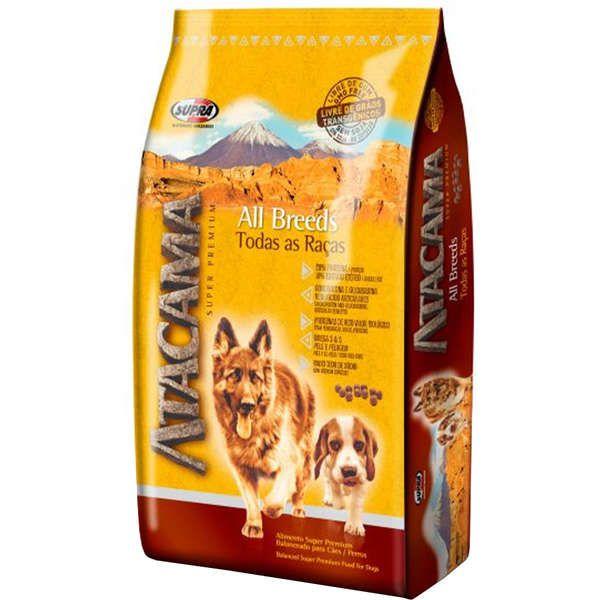 Ração Supra Atacama Super Premium Cães Adultos De Todas As Raças 14kg