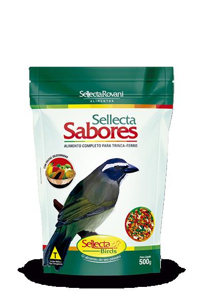 Sabores 500g - Sellecta Birds