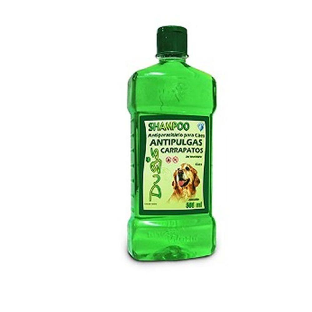 Shampoo Antipulgas e Anticarrapatos Dugs 500ml