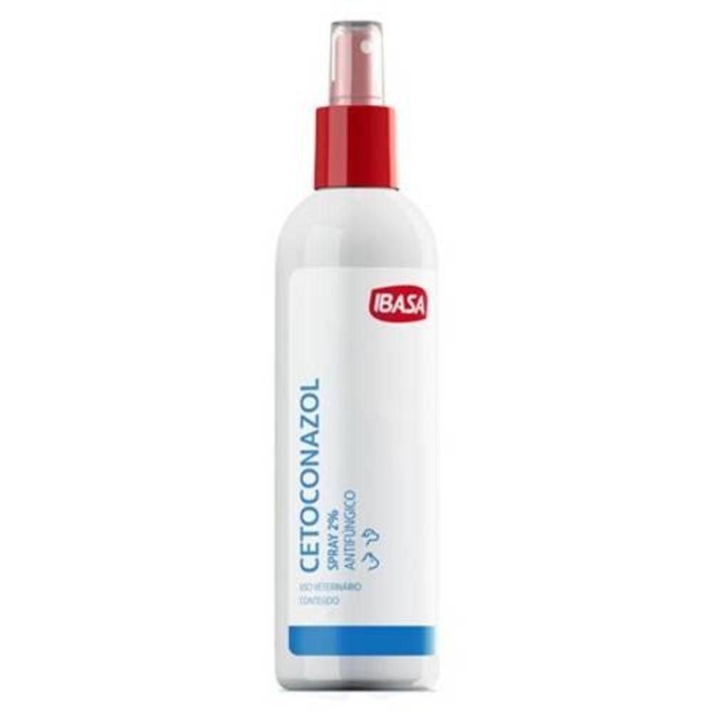 Spray Ibasa Cetoconazol 2% 100ml