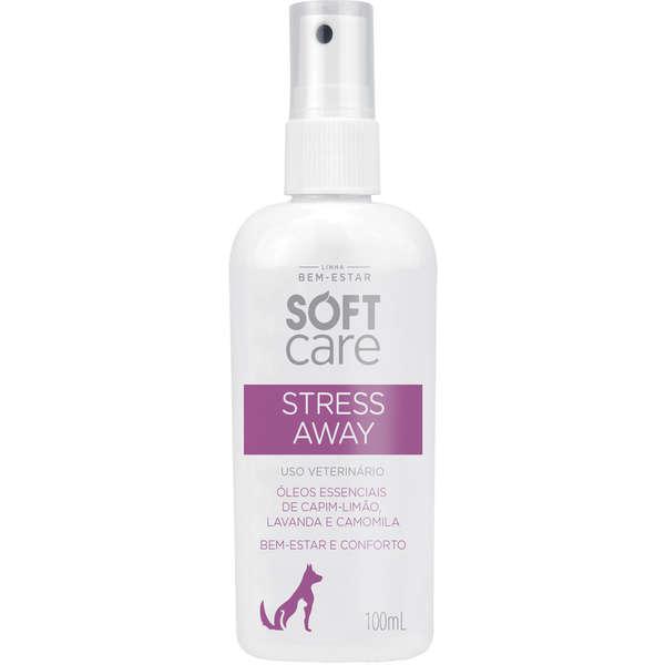 Spray Relaxante Soft Care Stress Away - 100 mL