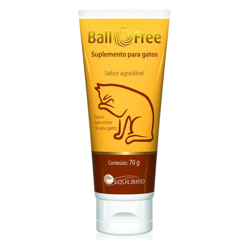 Suplemento Agener Ball Free Suplemento Para Gatos 70g