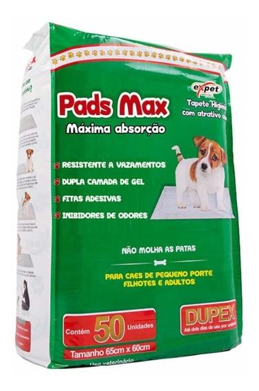 Tapete Higienico Expet Pads Max 50un