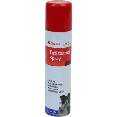 Tetisarnol em Spray 125 g - Coveli