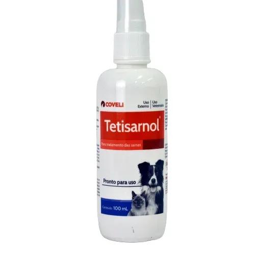 Tetisarnol spray 100ml Coveli