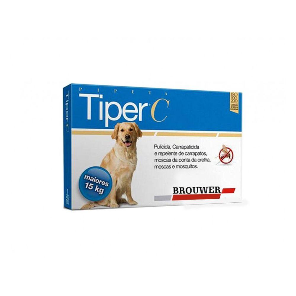 Tiper C Brouwer Para Cães Acima De 15 Kg