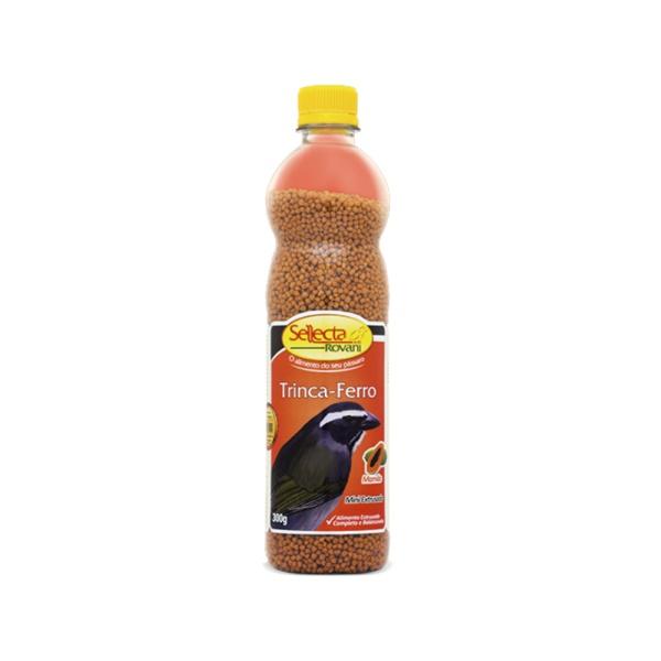 Trinca-Ferro Mamão Mini Extrusado 300g - Sellecta Birds