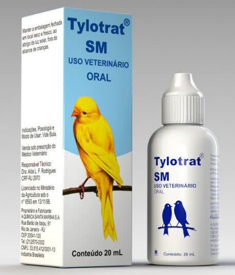 Tylotrat Oral SM 20ml