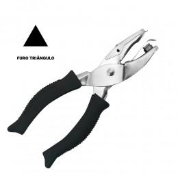 Alicate Furador De Materiais Triângulo Artesanatos