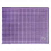 Base para Corte de Tecidos Patchwork e Scrapbook Frente e Verso 90X60 Roxa