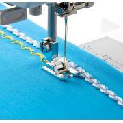 Calcador Domestico Ponto Cheio Abrir Costura e Aplicação