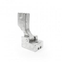 Calcador Sapata para Zíper Invisível para Máquina de Costura Industrial S518 Susei