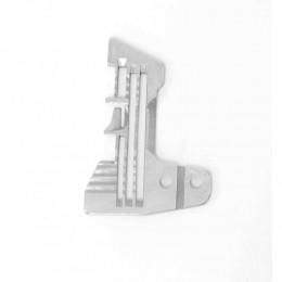 Chapa de Agulha do Ponto para Máquina de Costura Overloque E800 Siruba ou Similar