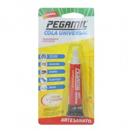 Cola Universal Pegamil para Artesanato