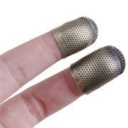 Dedal de Metal para Costura