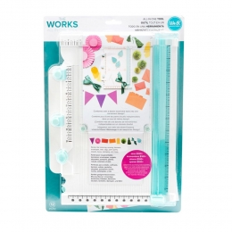 Kit Ferramentas The Works All in One - We R