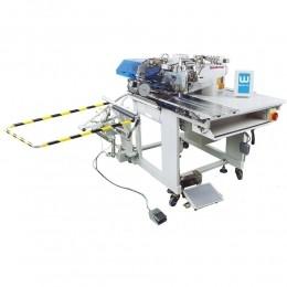 Máquina de Bolso Embutido Costura Industrial Automática WJK-T5878-68B
