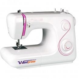 Máquina de Costura Caseira Portátil 31 Pontos para Atelier de Artesanato WD- 5031