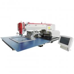 Máquina de Costura Filigrana  com Automação para Aplicação de Bolso e Dobradeira Westman