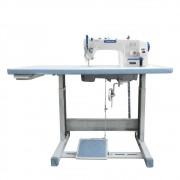 Máquina de Costura Industrial Reta Lançadeira Pequena Direct Drive S-8831 DC-SU