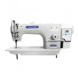 Máquina de Costura Industrial Reta Leve Direct Drive S-8800 DC/VK Silverstar