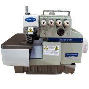 Máquina de Costura Interlock 3 Fios Direct Drive Semi Eletrônica S-858DC