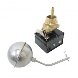 Regulador de Nível Modelo Boia Caldeira Linha BT e Rotondi Base Quadrada Modelo MA.10.015