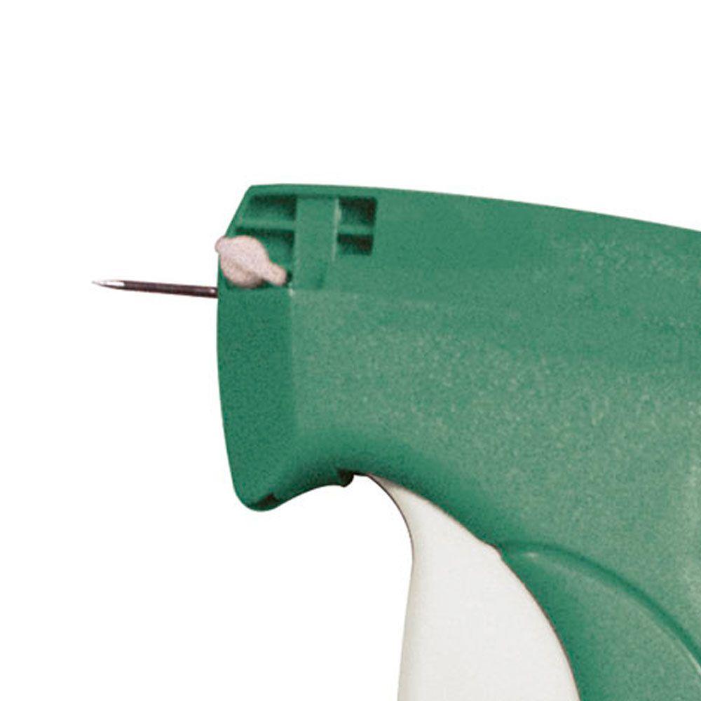 Aplicador de Tag Pin Micro para Tecidos Extremamente Finos