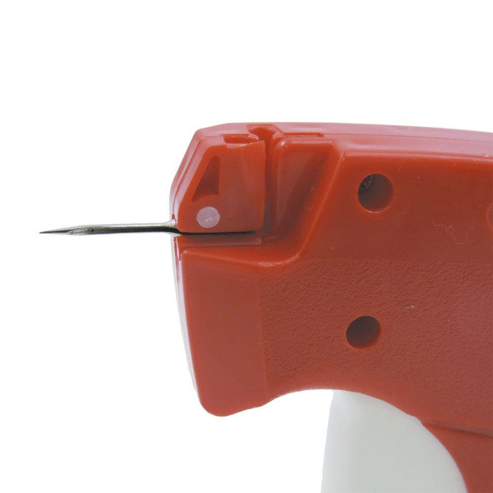 Aplicador de Tag Pin para Tecidos Leves