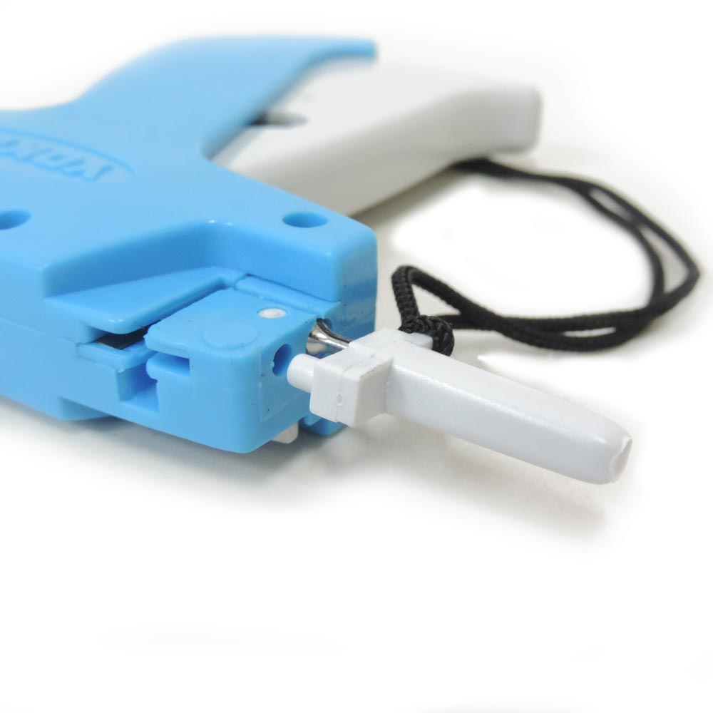 Aplicador de Tag Pin para Tecidos Médios e Pesados