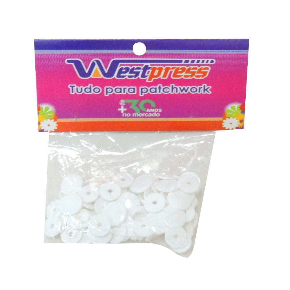 Botão de Pressão Plástico Ritas N°12