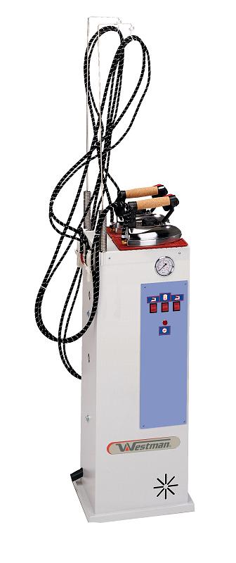 Caldeira Industrial 8 litros  Com  2 Ferros W-G2F