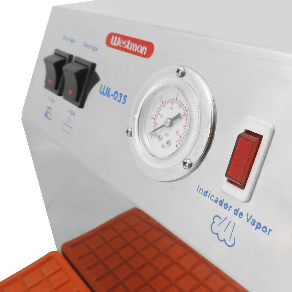 Caldeira Profissional 3,5 litros WL-035