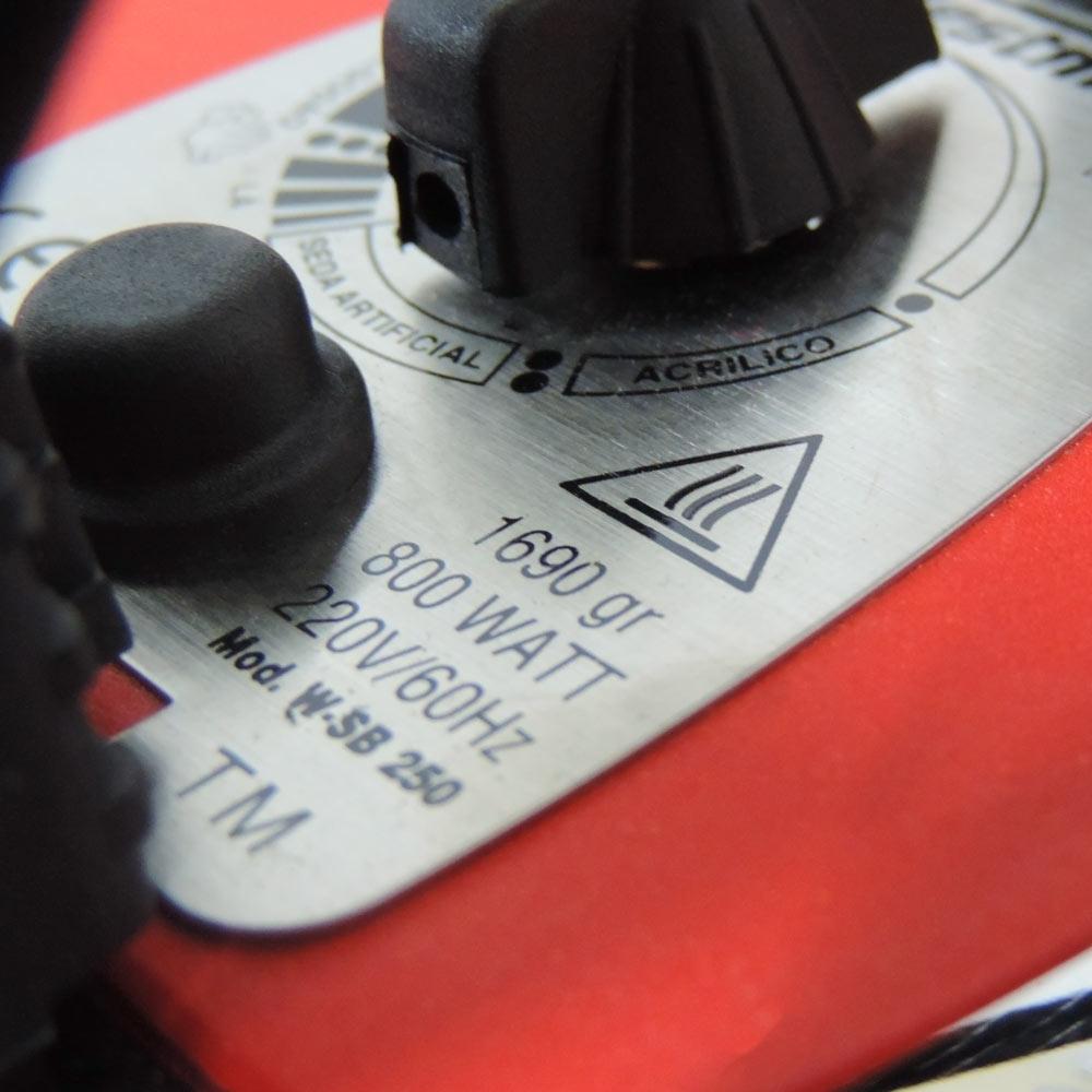 Caldeira Semi Industrial 7,5 Litros com 1 Ferro Westman W-S 2075