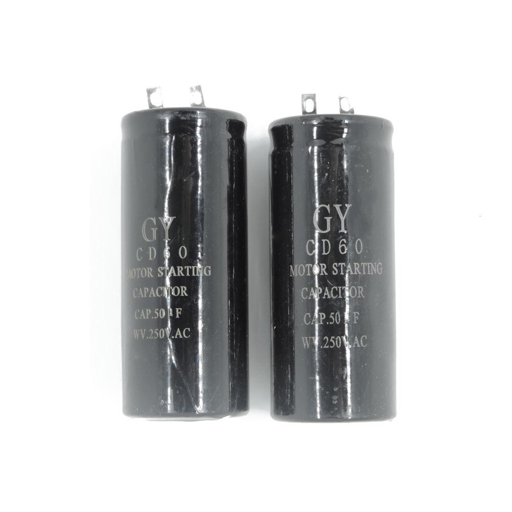 Capacitor para Máquina de Corte Eastman Motor Starting 50 uF de  250V  706C1-5