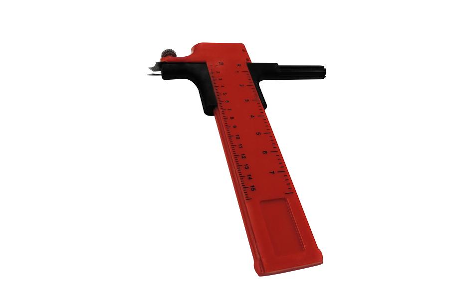 Compasso para Corte Circular de 1 a 15 cm
