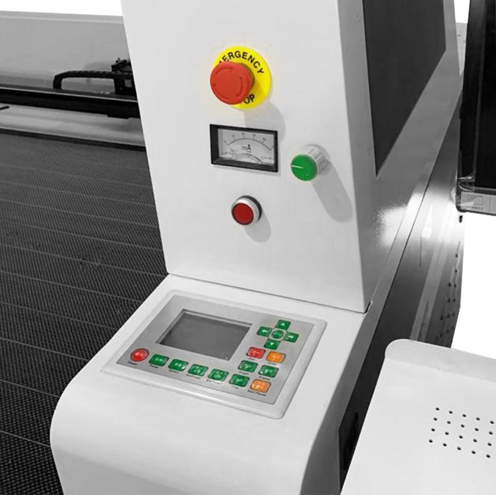 Máquina de Corte a Laser 130W 140x90 com Câmera