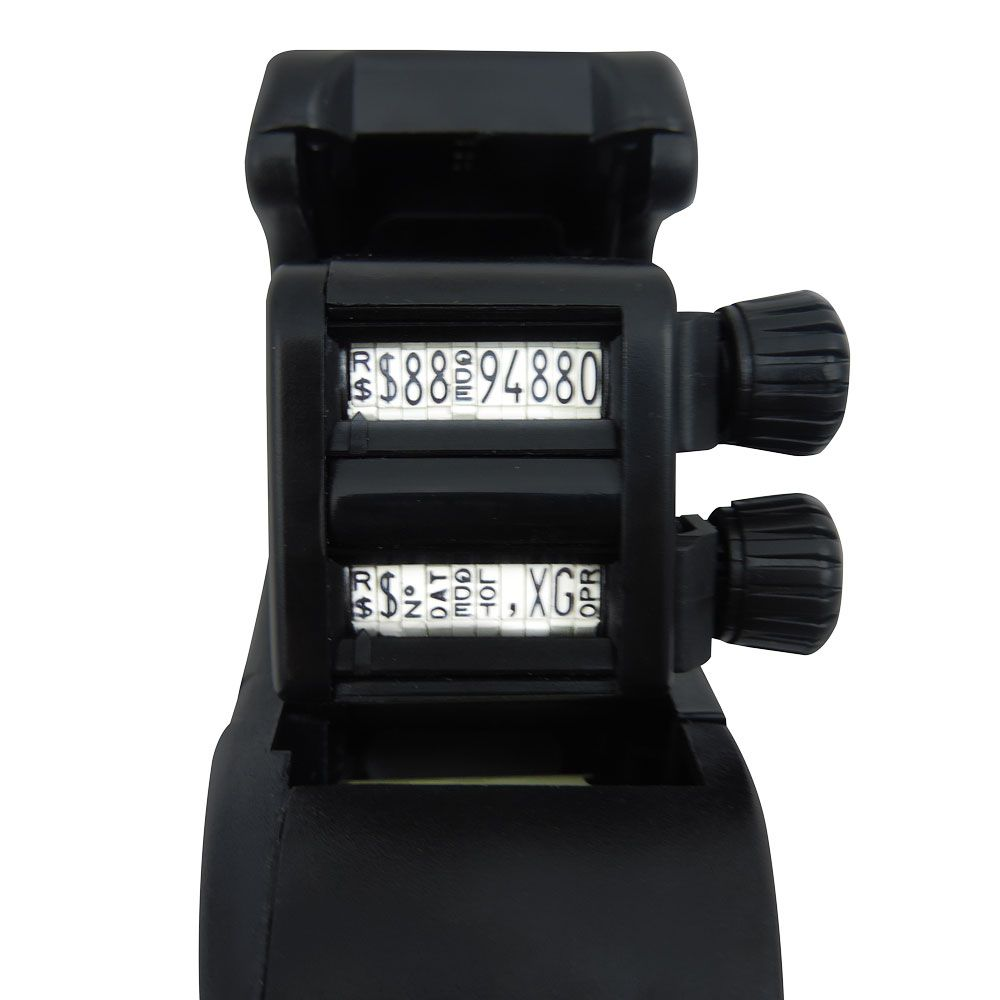 Etiquetadora 10 Dígitos 2 Linhas - W2616 - By Ópen