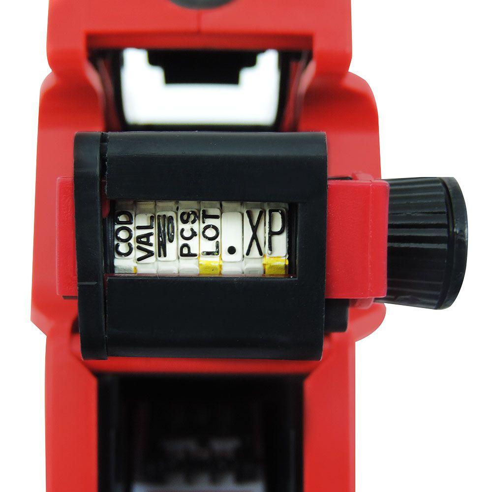 Etiquetadora 8 Dígitos 1 Linha - ML8500